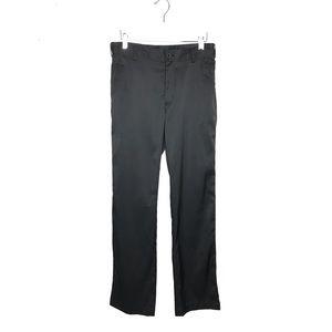 Nike Golf Pants Size 28 x 32 Black Straight Leg